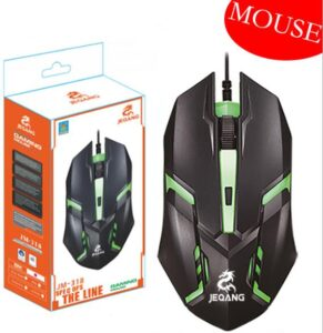 Mouse Gamer con cable